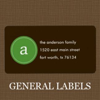 Multipurpose Labels