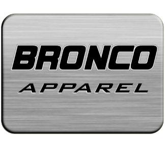 Ford Bronco Apparel