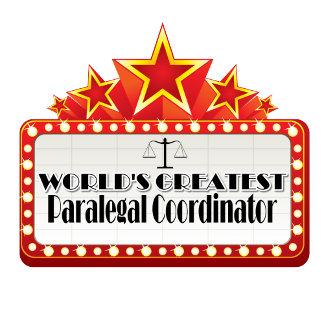 World's Greatest Paralegal Coordinator