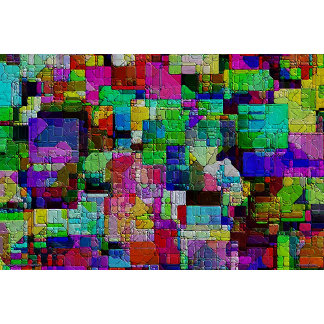 Tim Hendersons Mosaic