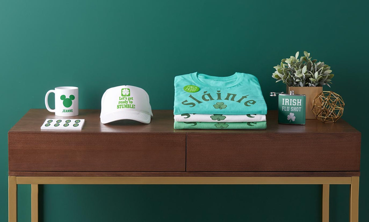 Up to 50% Off Hats, T-Shirts and More