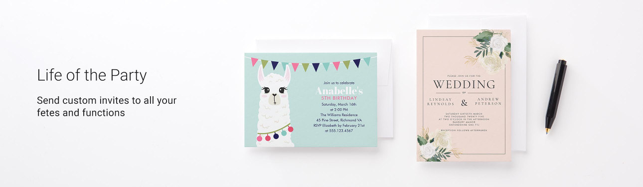 Invitations Announcements Rsvps Zazzle