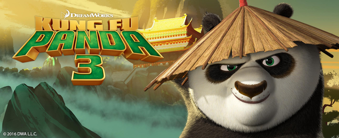 Kung Fu Panda Store