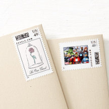 Postage - Beauty & the Beast | Enchanted Rose Postage, Marvel | Avengers - Birthday Postage