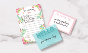 Design your own Zazzle Stationery