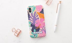 Keep your phone protected and stylish with custom phone cases!