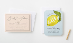 Customize Invitations for Any Occasion