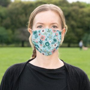Slow the spread with face masks
