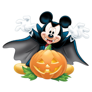 Disney Mickey Mouse Halloween