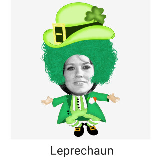 Leprechaun Design Products for St Patrick's Day