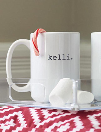 Create Customized Coffee Mugs for Your Christmas Gifts