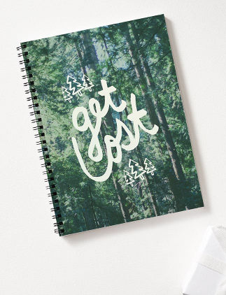 Quote Gifts – Notebooks with Personalized Quotes
