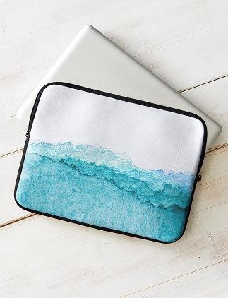 Watercolor Laptop Sleeves
