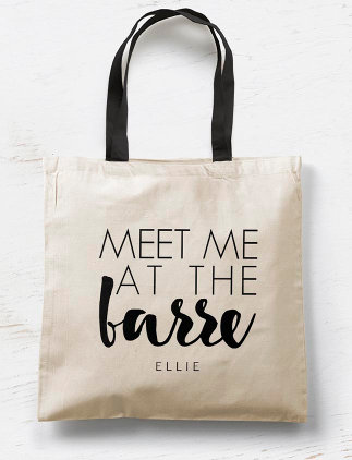 Personalized<br />Tote Bags