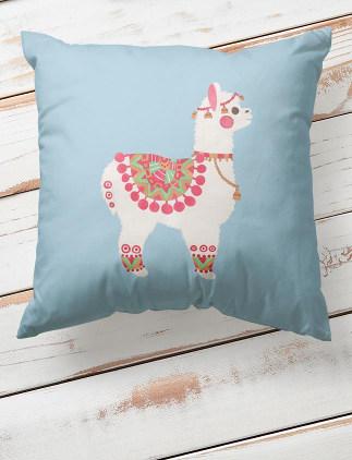 Animal <br />Pillows