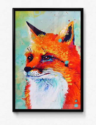 Foxy Posters