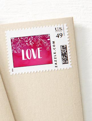Estampillas de amor para San Valentín, bodas o cualquier ocasión donde mostrar el amor