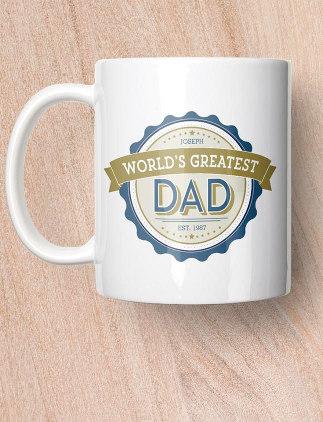 Dad Mugs