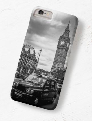 Fundas con fotos y diseños de Londres