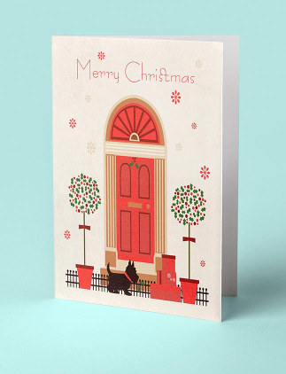 Illustrated <br />Christmas Cards