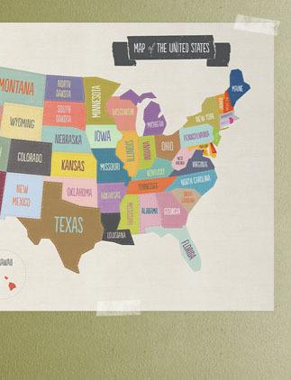 Maps of America