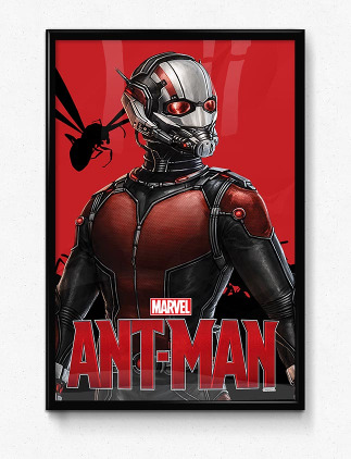Featured: <br />Ant-Man