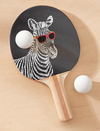 Funny Ping Pong Paddles