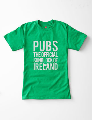 See more of our Funny St. Patrick's Day T-shirts and personalize by color, design, or style.