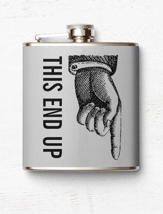 Vintage Flasks