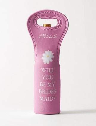 Bridesmaid <br />Wine Totes