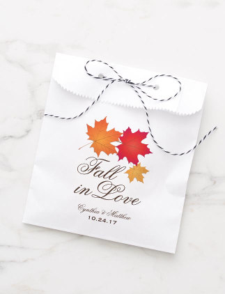 Favor Bags - design your own favor bags today!