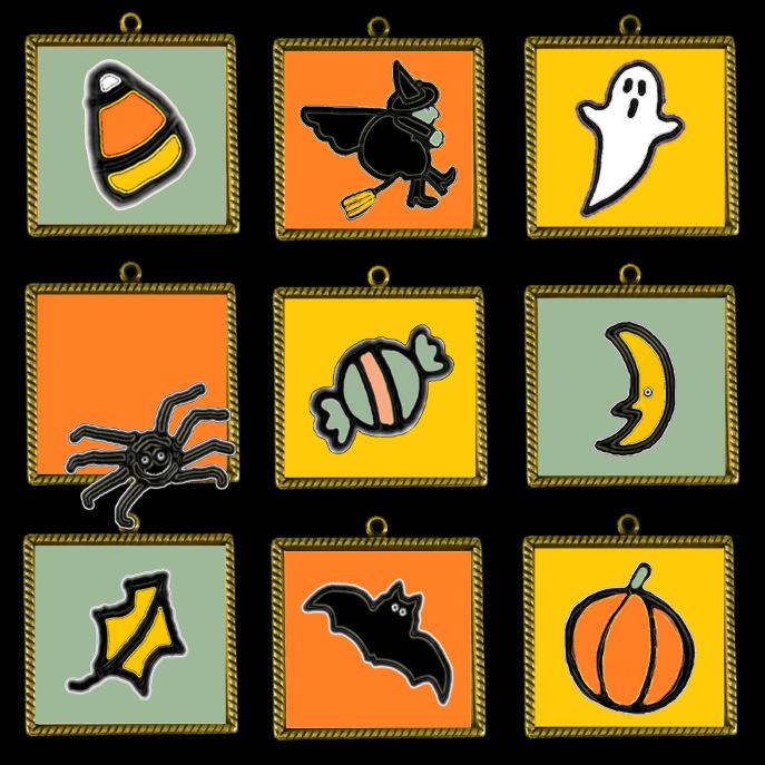 Fun Halloween Napkin