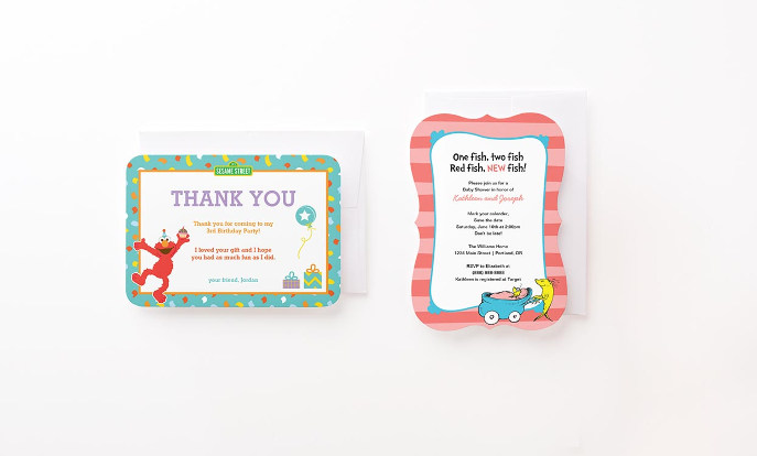 Invitations announcements rsvps zazzle officially licensed birthday invitations stopboris Gallery