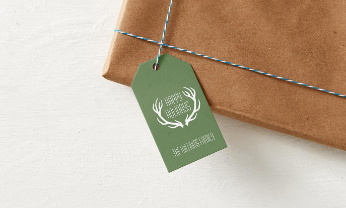 60% Off Gift Tags