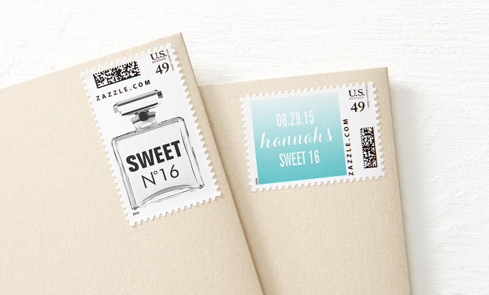 Sweet 16 Sendables