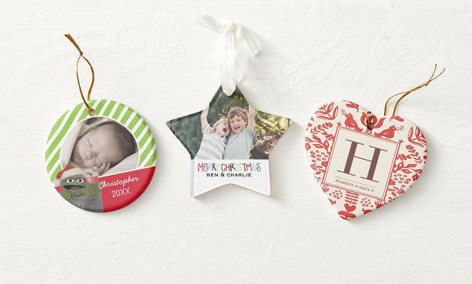 Personalized Christmas Ornaments for Your Christmas Tree Decorations