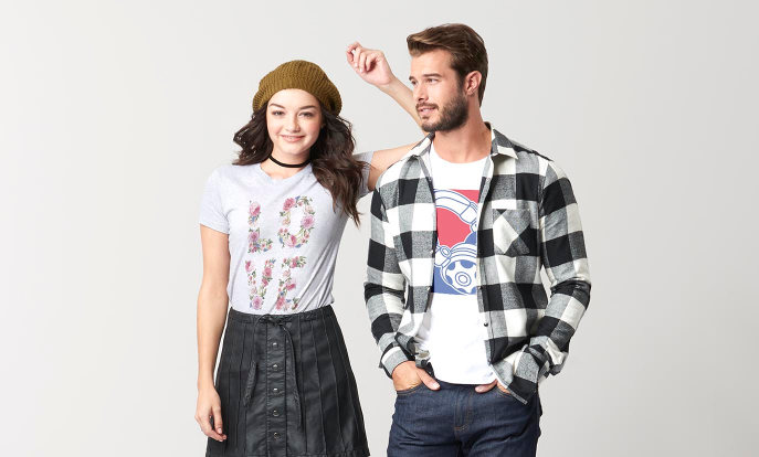 Explore more and browse our Clothing collections!