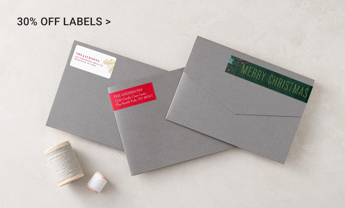 40% Off Labels
