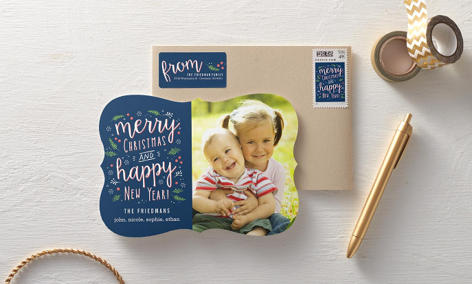 Cards & Stamps for Holidays