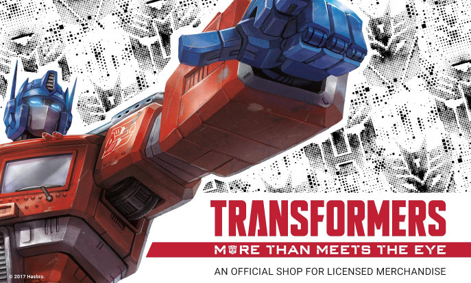 Transformers: Official Merchandise at Zazzle