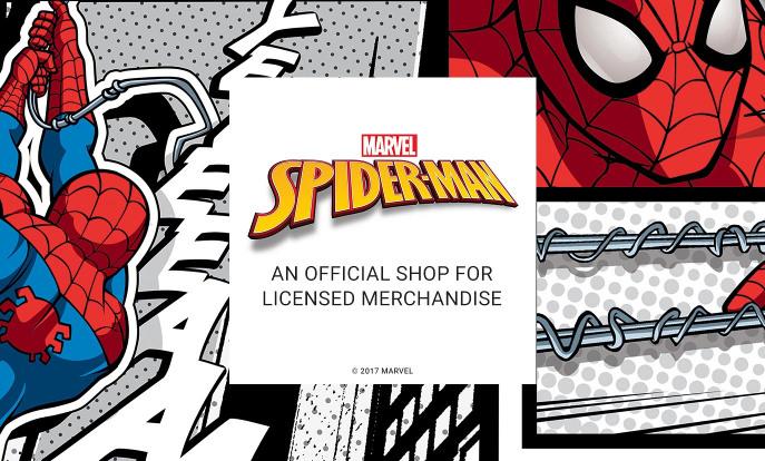 Spider-Man: Official Merchandise at Zazzle