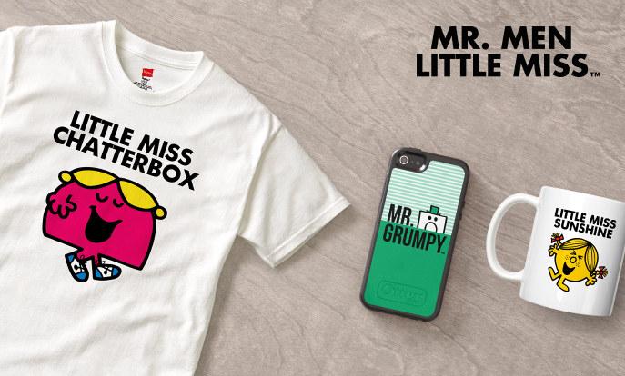25% off Mr. Men <br />Little Miss