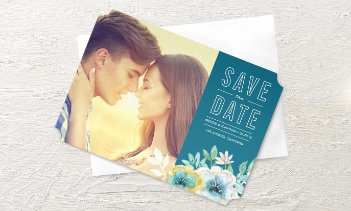 Browse the Cards & Postage collections to find customizable invitations, stamps, cards, and more.