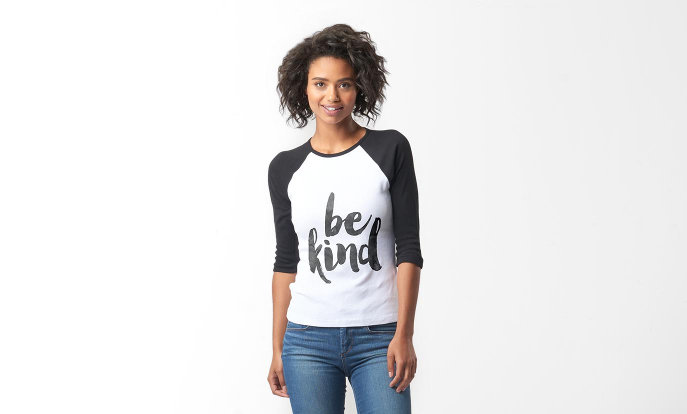 Browse our Clothing & T-Shirts department to find customizable t-shirts, hoodies, tanks, and more!