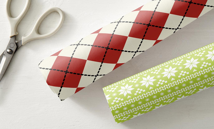 60% Off Wrapping Paper