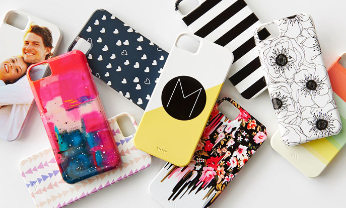 Create your very own iPhone 5 Cases and personalize by color, design, or style.