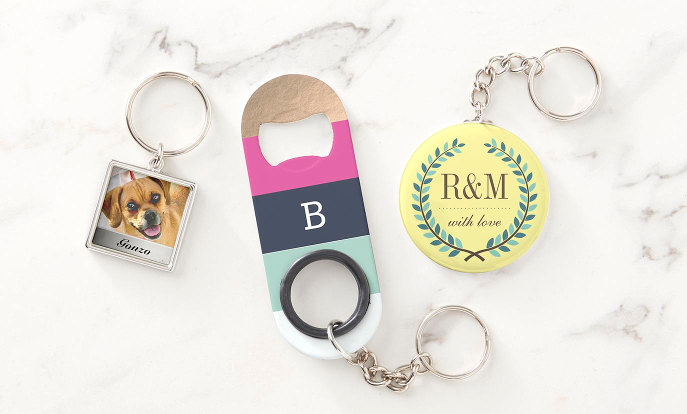 Browse our Keychain selection to find the perfect one to hold your keys!