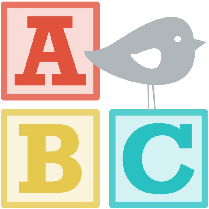 ABC Alphabet Blocks | Baby Postage