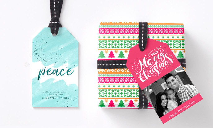 60% Off Gift Tags >