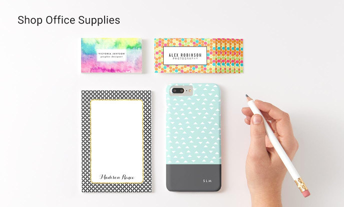 Shop Zazzle's Office Supplies Collection